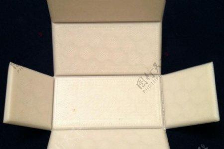 可折叠的矩形棱柱打印平