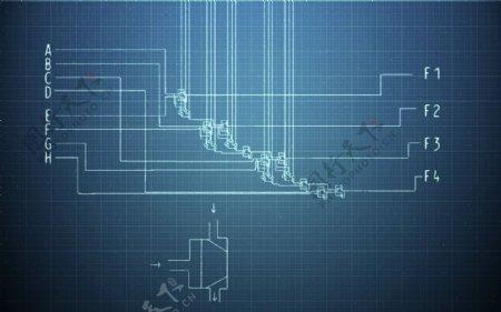 机械设计原理图