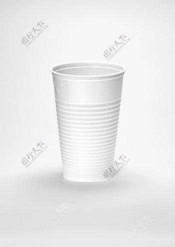 空白素材纸杯