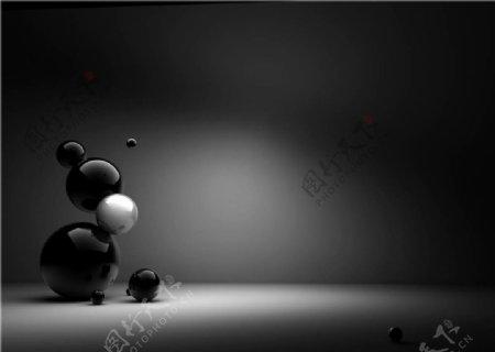 球体3d设计图片