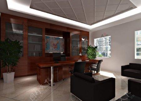 高档办公室设计图片