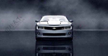 雪佛兰跑轿车图片