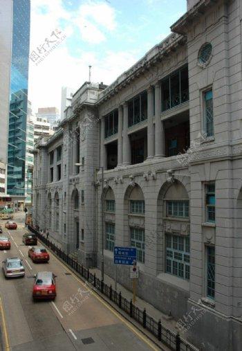 香港旧警察局图片