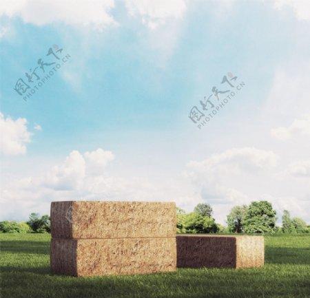 高质量农业机械模型