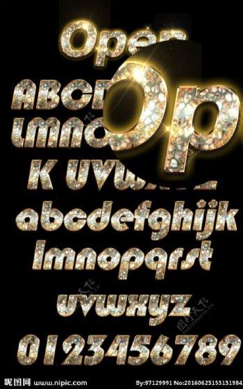 open字体
