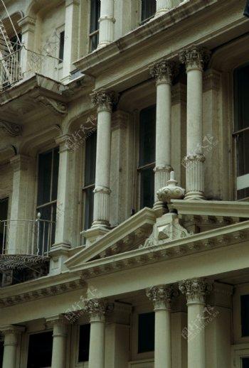 欧洲风格建筑图片