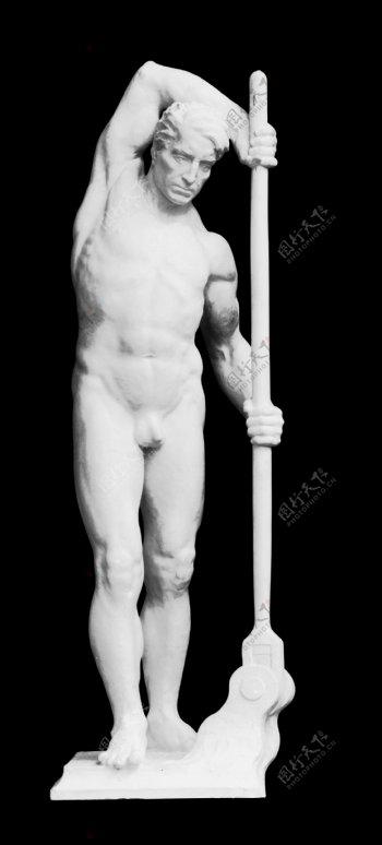 人体艺术石雕