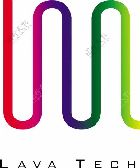 lava朗万logo商标图片