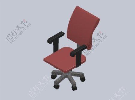 行政办公椅型号1