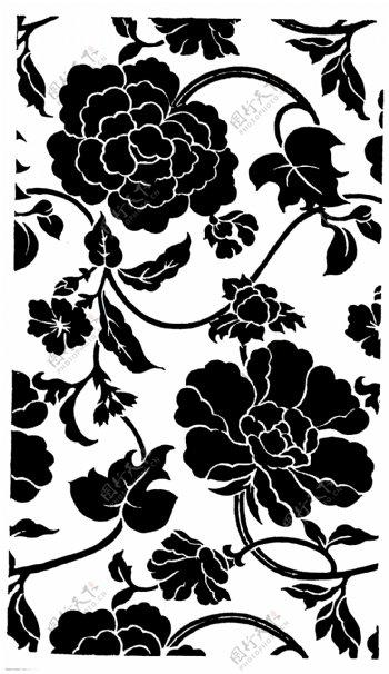 装饰图案两宋时代图案中国传统图案127