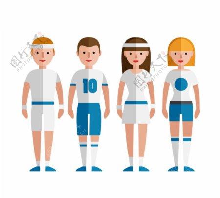 运动运动服