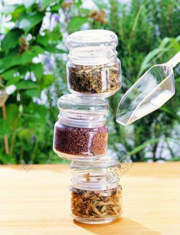 茶叶玻璃杯中花茶道玻璃杯