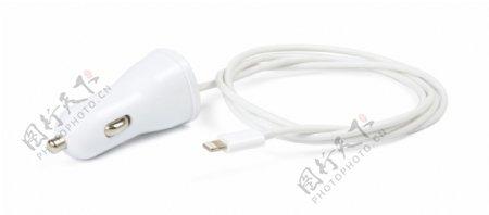 Iphone5车充线图片