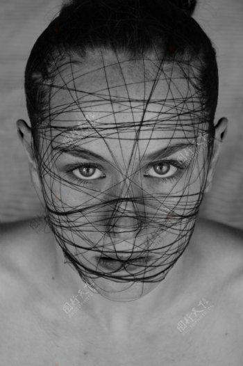 特色图片人体艺术