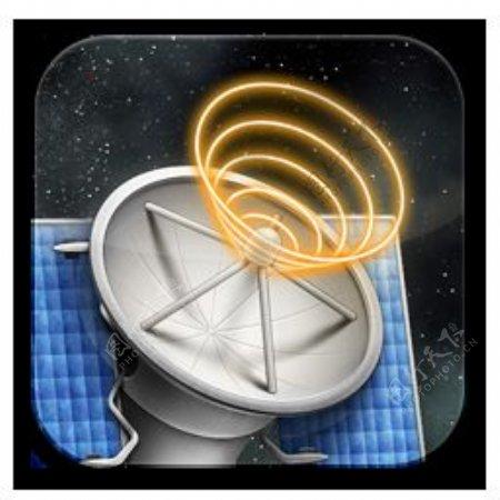 iPhone4精美苹果图标