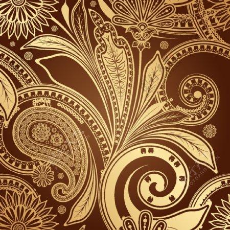 墙纸图案设计图片