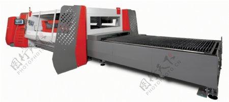 百超激光切割机激光图片