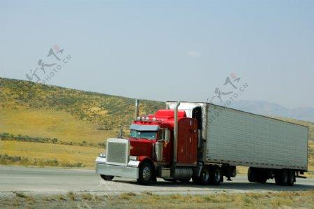 擎天柱卡车图片