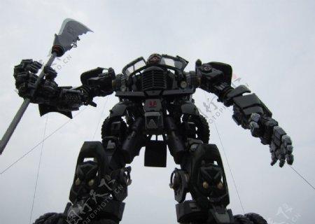 机器人擎天柱