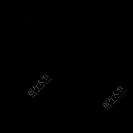 黑白粗线条常用SVG矢量图标集
