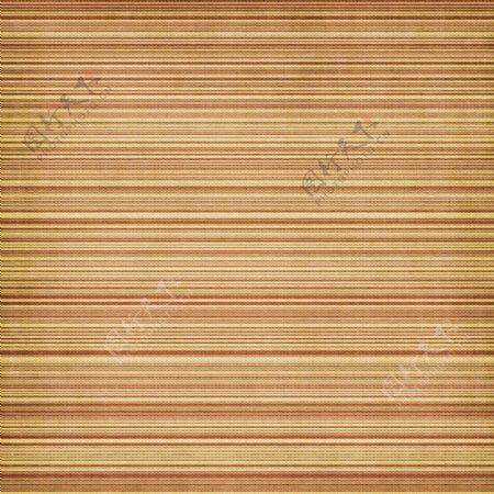 现代清新橘粉色横条纹壁纸图案