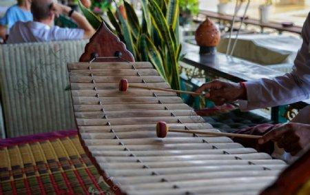 柬埔寨乐器