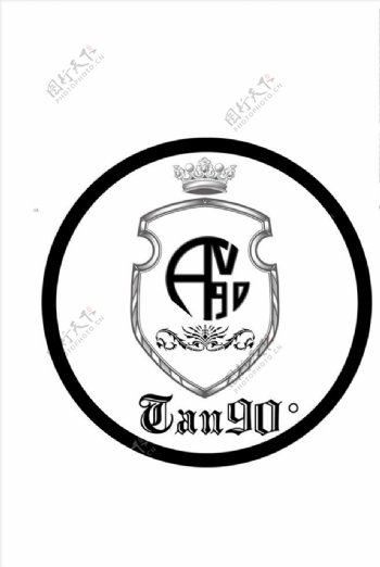 tan90社团徽章