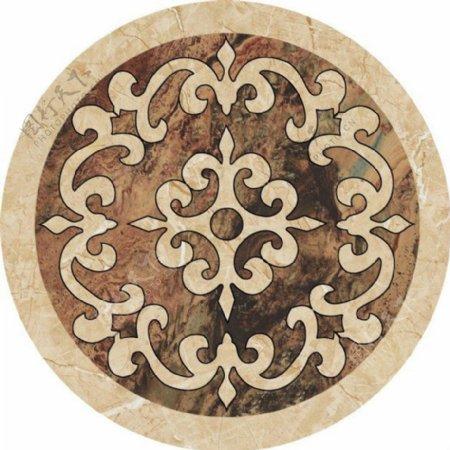 欧式花纹拼花瓷砖贴图