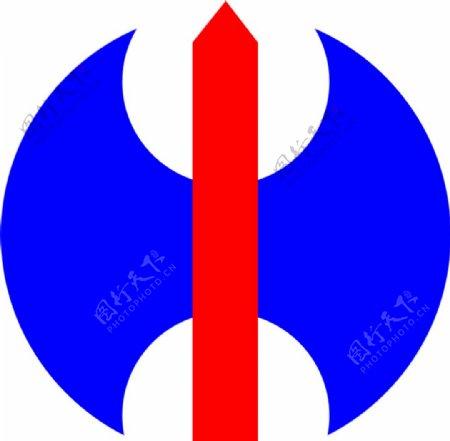 修正三面亚克力字logo