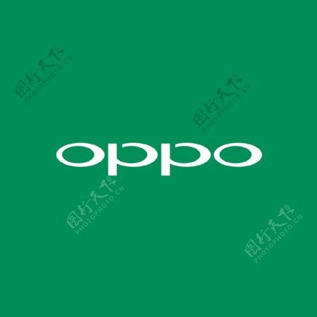 oppo标logo