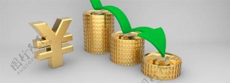 金融理财金融商业人民币下跌背景