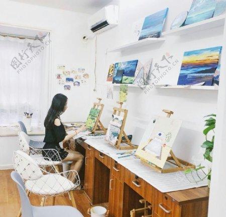 画室环境设计