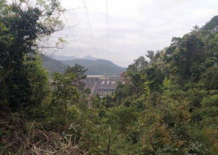 新丰江水电站