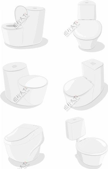 世界厕所节马桶素材