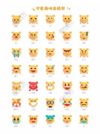 趣味表情包icons