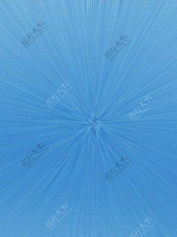 蓝色散光背景