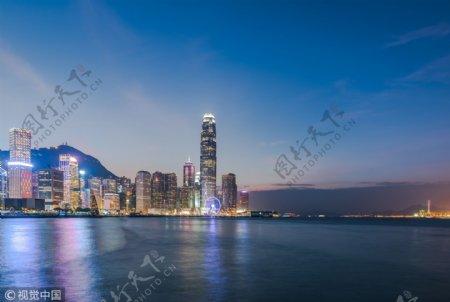 城市建筑高端摄影实景
