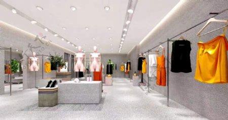 戈蔓婷女装店原创设计3D橄榄图