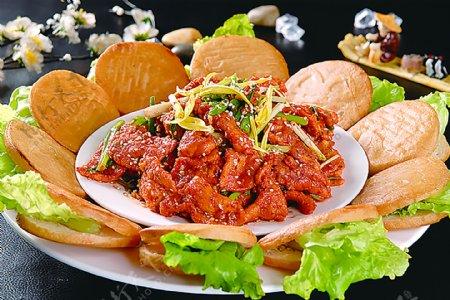 蒙古嫩牛肉