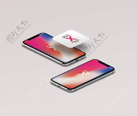 iphone手机样机
