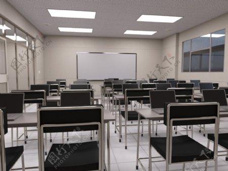 多媒体教室高清电脑背景
