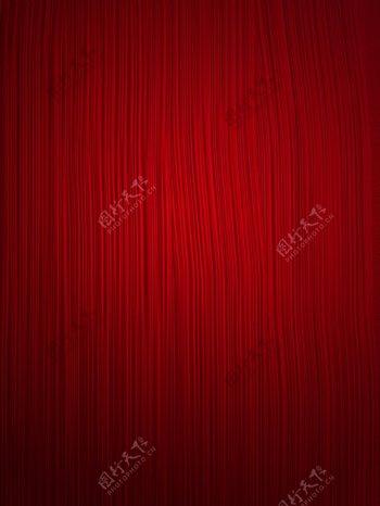 线性中国红背景