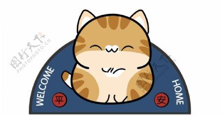 可爱的猫猫
