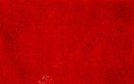 红色杂乱背景