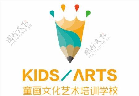 董画文化艺术培训学校logo