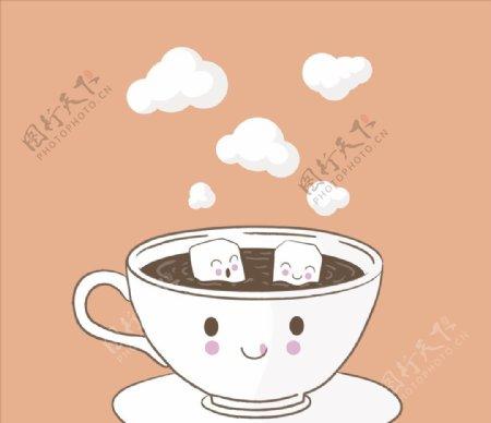 搞笑咖啡杯