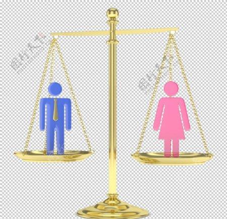 潘规模与男人和女人