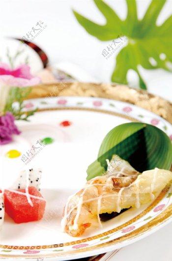 香煎琵琶虾