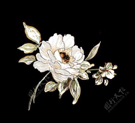中国画花卉图片