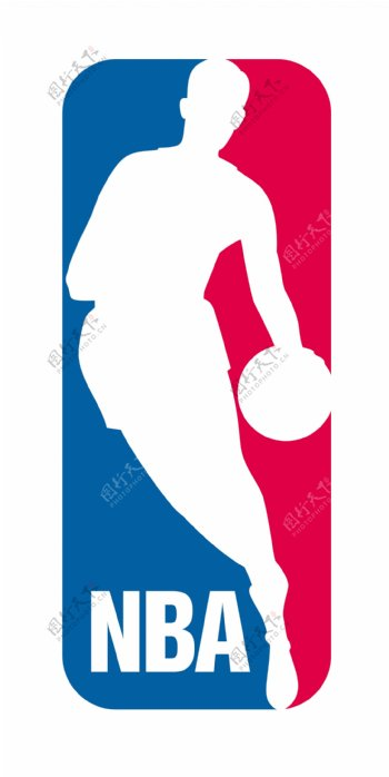 NBA标志图片